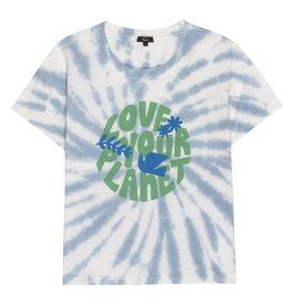 RAILS Shirt The classiic crew Love y.p.