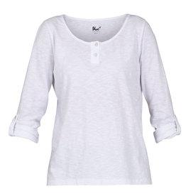 Blue Sportswear T-shirt Salto White