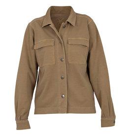 Blue Sportswear Jacket San Felix Tobacco