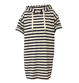 Blue Sportswear Dress laguna stripe navy ecru