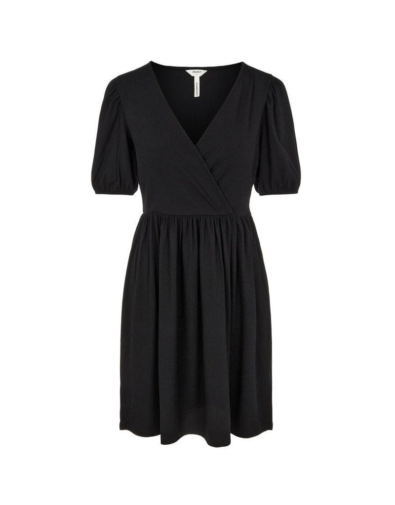 Object Dress Jade Black