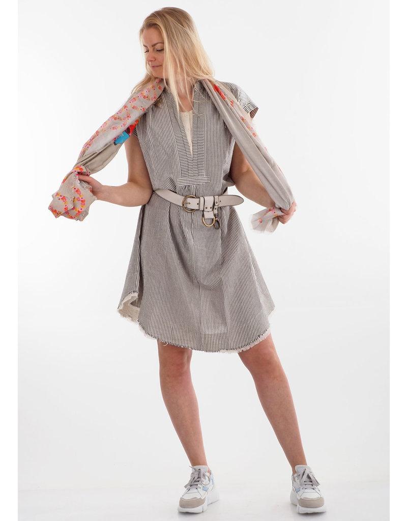 Devotion Short Dress Puerto Rico Stripes
