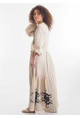 Devotion Long Dress embroidery