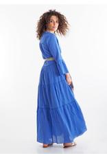 Devotion Long Dress Blue