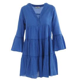 Devotion Short Dress Blue