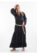 Devotion Long Dress Carbone