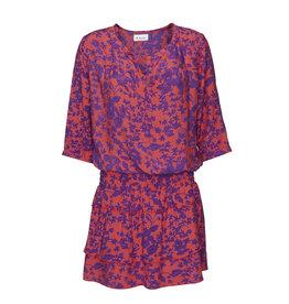 Les Favorites Dress Flori Coral