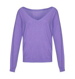 Les Favorites Trui Day Purple