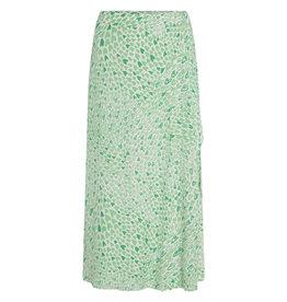 Fabienne Chapot Skirt Bobo Tara Cream/S. green