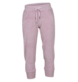Blue Sportswear Pants capri Newport terry S.pink