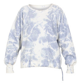 Blue Sportswear Sweater Merida S.blue