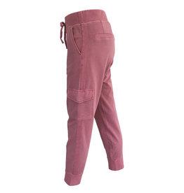 Blue Sportswear Pants Hilton Rose wine