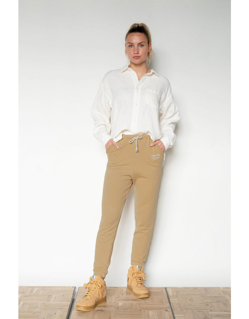 Penn&Ink Pantalon S21T587LTD biscuit