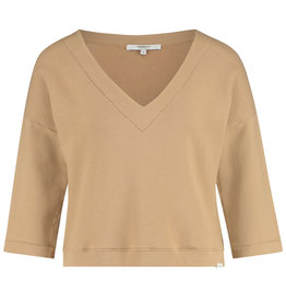Penn&Ink Sweater S21T602LTD biscuit