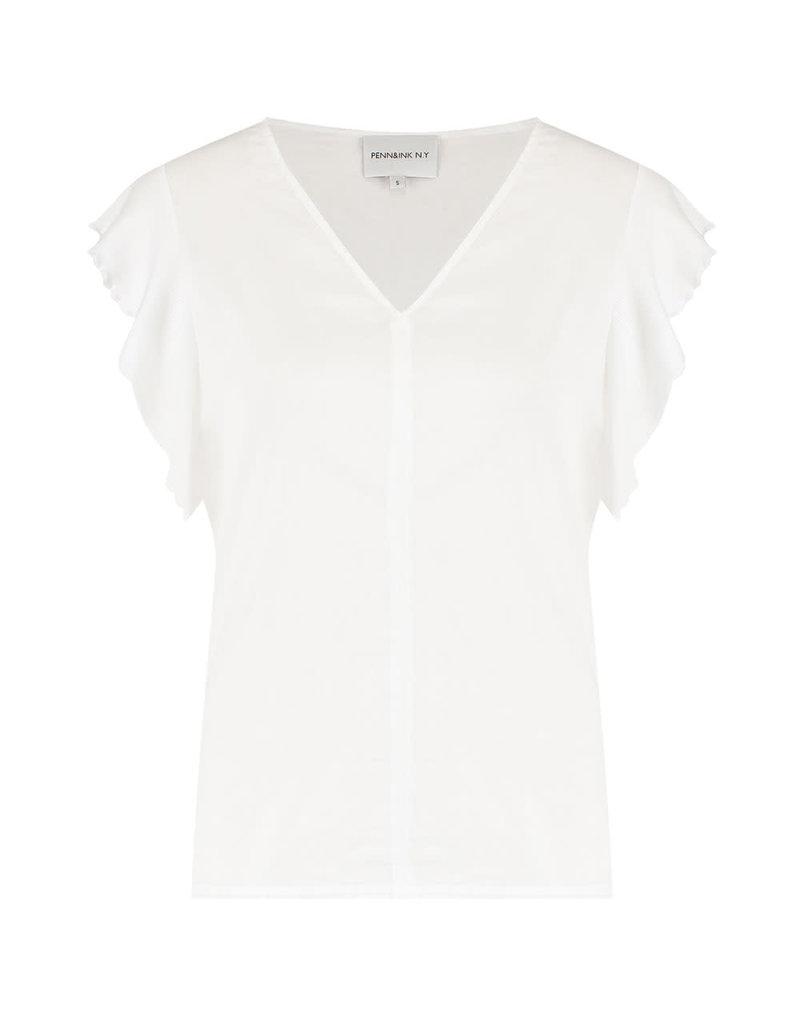 Penn&Ink Shirt S21T600LTD white