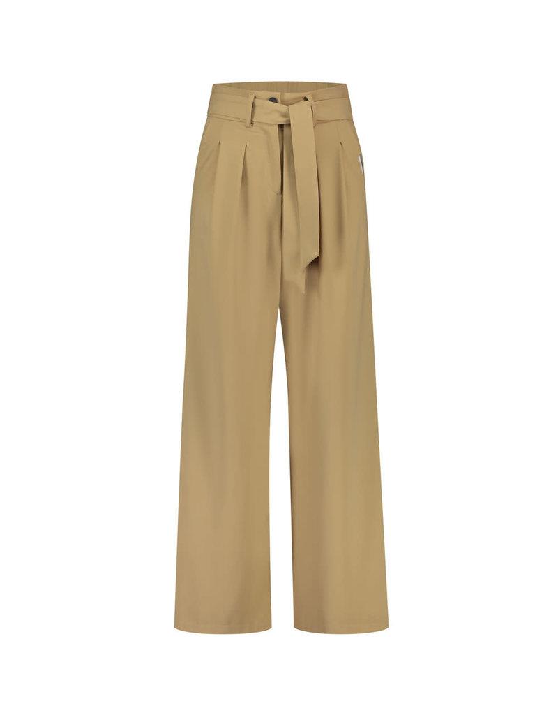Penn&Ink Trousers S21N979LTD biscuit