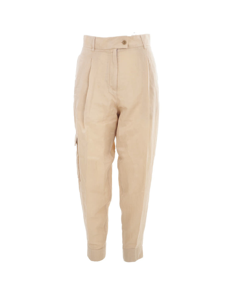 Hugo Boss Pants Tawaki M.beige