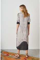Leon & Harper Dress Reverence Carbone