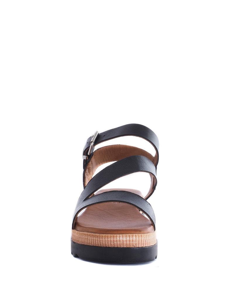 Inuovo Sandalet 442004 Black