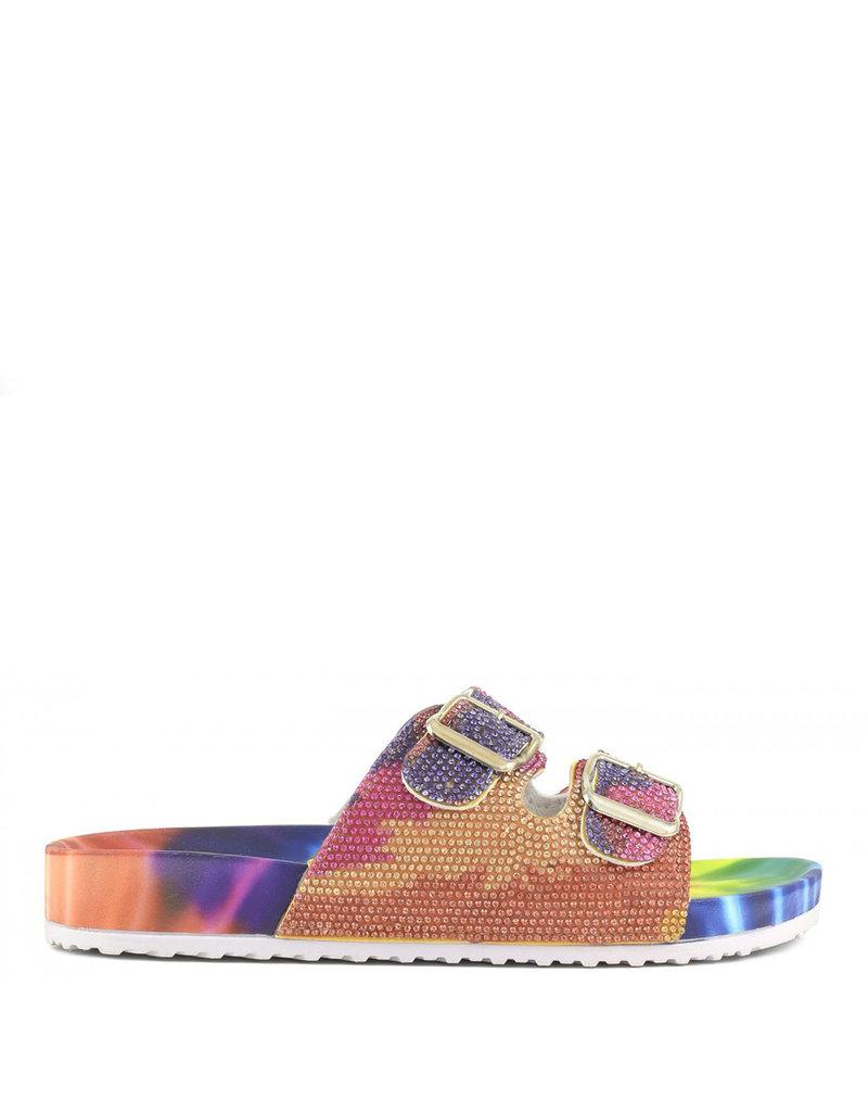 Colors of California Sandal Bio 2 buckels multi