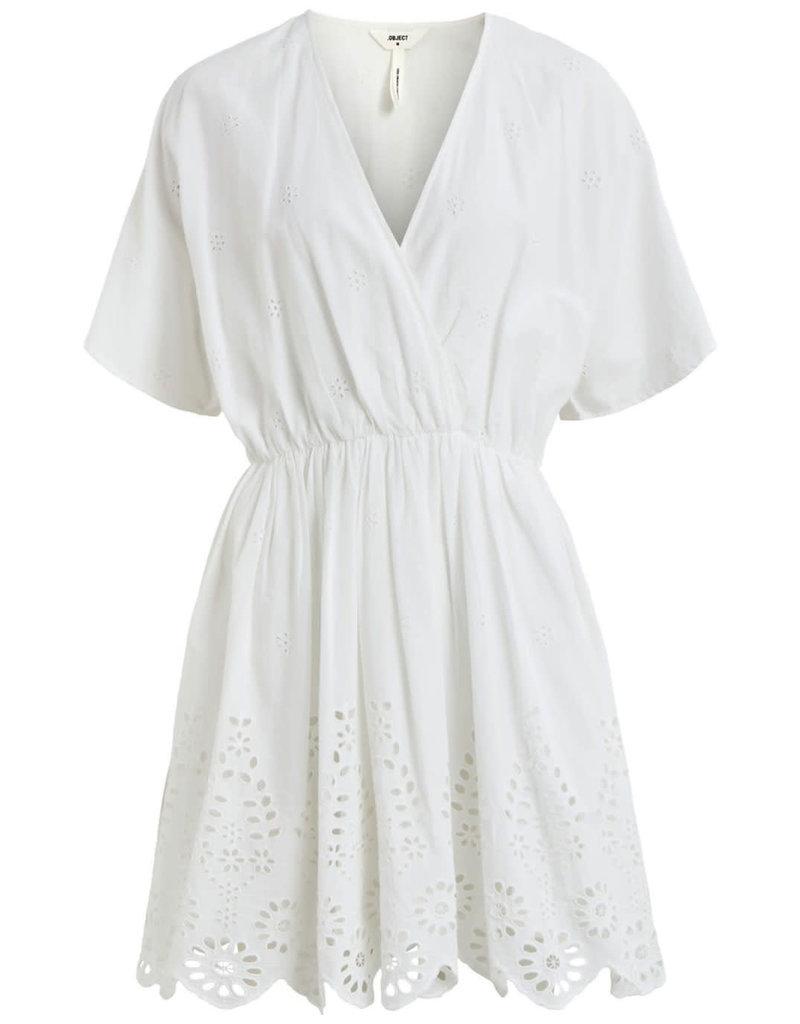 Object mini dress Lini B. White