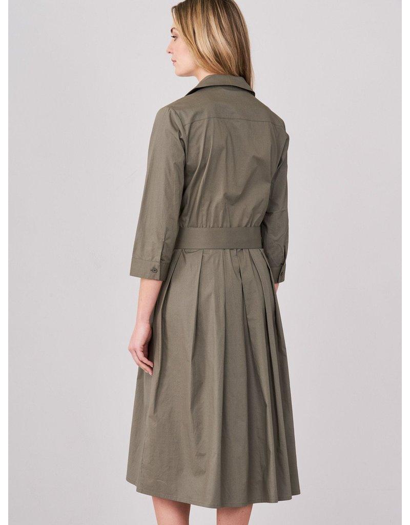 Repeat Dress 600452 Khaki