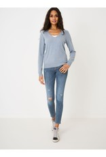 Repeat Sweater 100510 D.blue