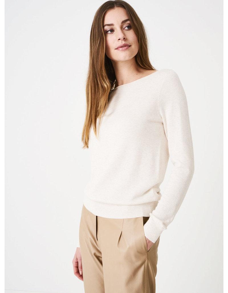 Repeat Sweater 400600 White