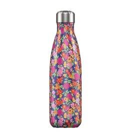 Chilly's Bottle 500ML Wild Rose