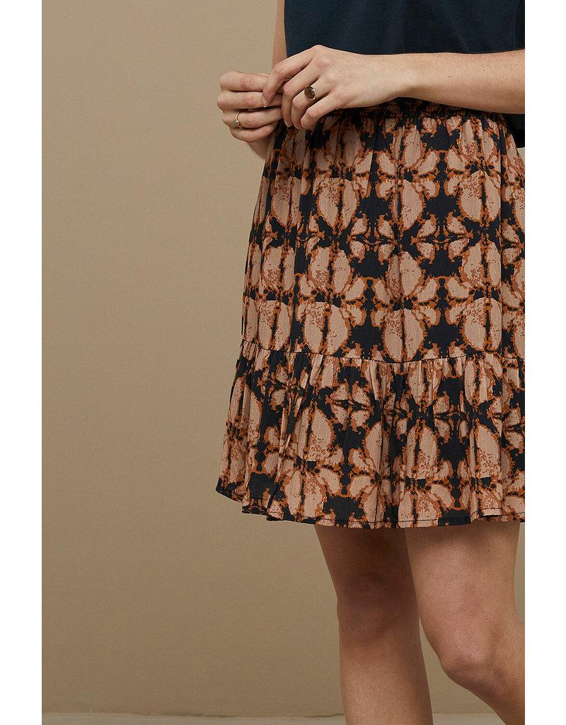 By-Bar Skirt Charlie Batik print