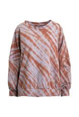 Rabens Saloner Sweater Kia sweat Rust