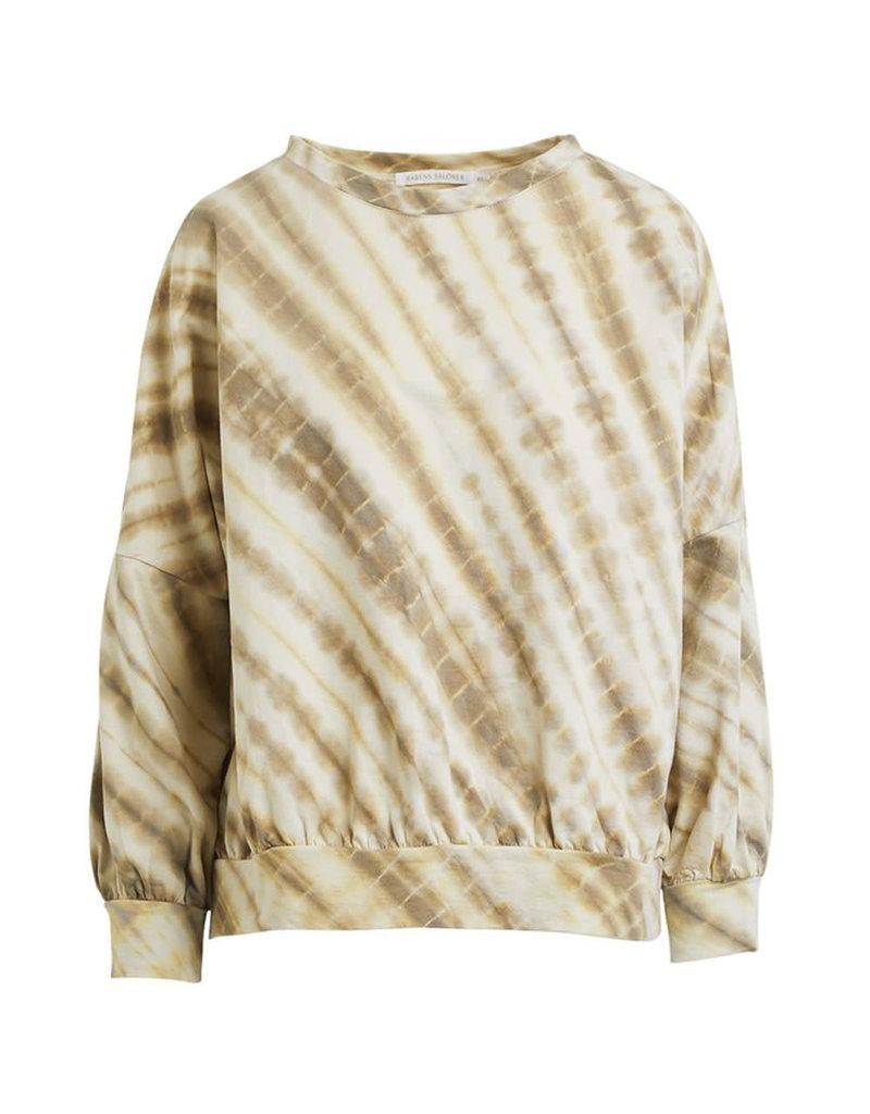 Rabens Saloner Sweater Kia sweat Green