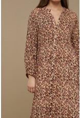 By-Bar Dress Loulou block print
