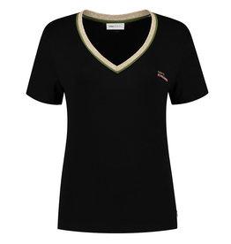 Pom Amsterdam t-Shirt Black Panther
