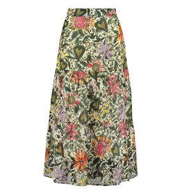 POM Skirt flower Love Ivory