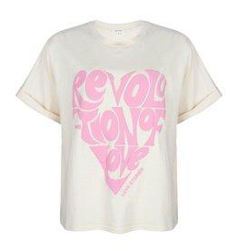 LoveStories T-shirt Josie With print