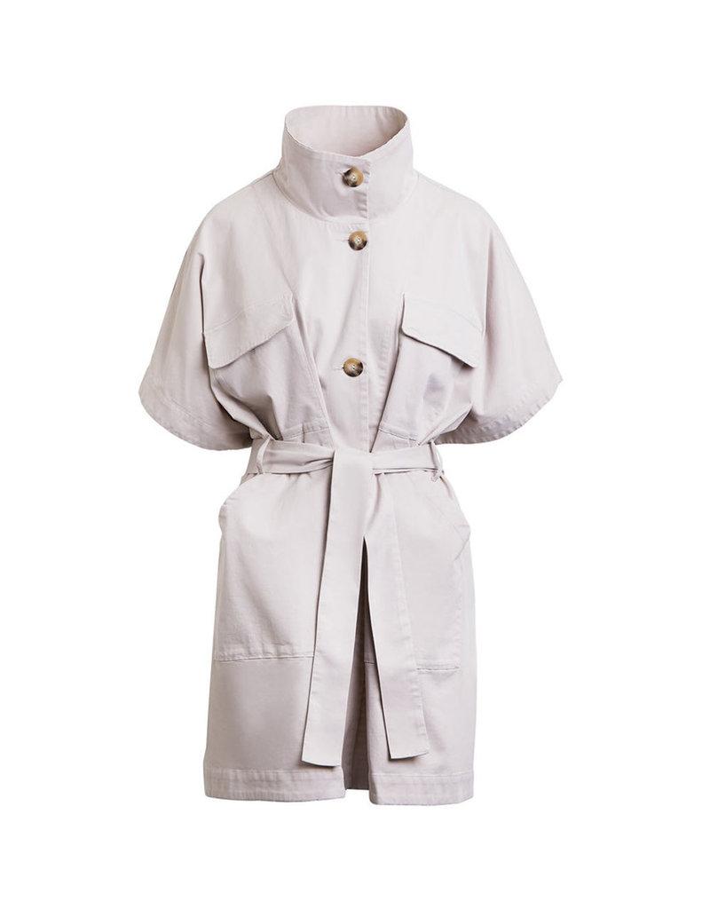 Rabens Saloner Jacket Bianca Off white