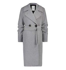 Penn&Ink N.Y. Coat W21N1030 Grey. Mel