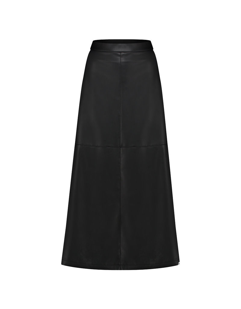 Penn&Ink N.Y. Skirt W21M1017 Black