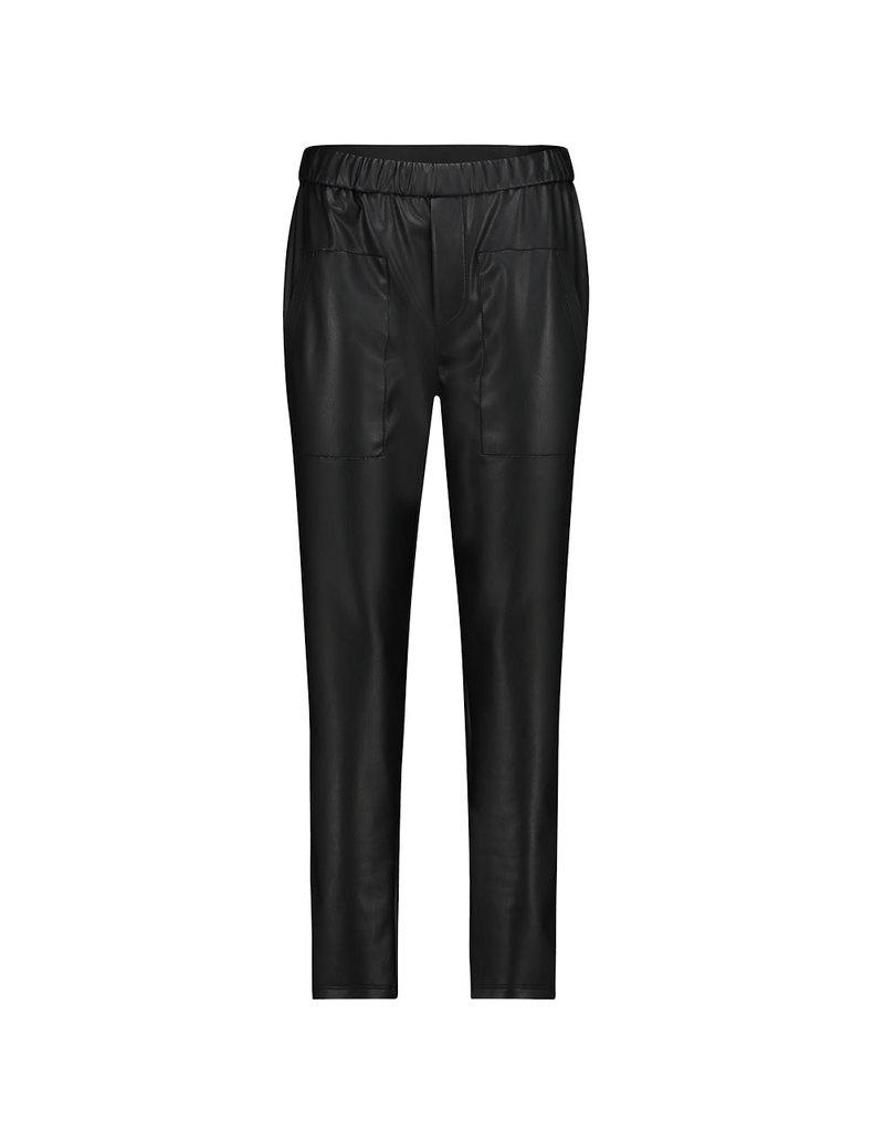 Penn&Ink N.Y. Trousers W21N1020 Black