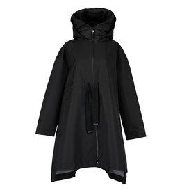 Essentiel Coat rain Affirm Black