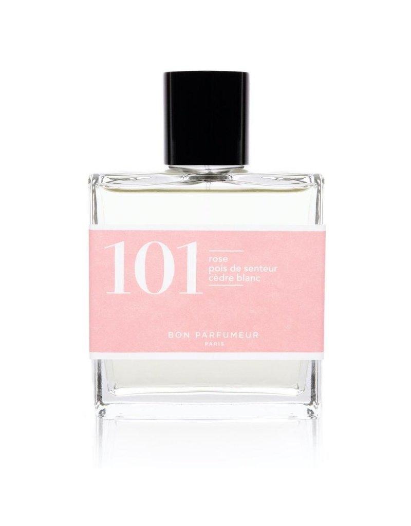 Bon Parfumeur 101   rose, sweet pea, white cedar
