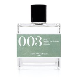 Bon Parfumeur 003 | yuzu, violet leaves, vetiver