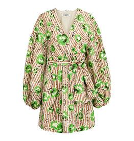Essentiel Dress wrap Alternative A.green