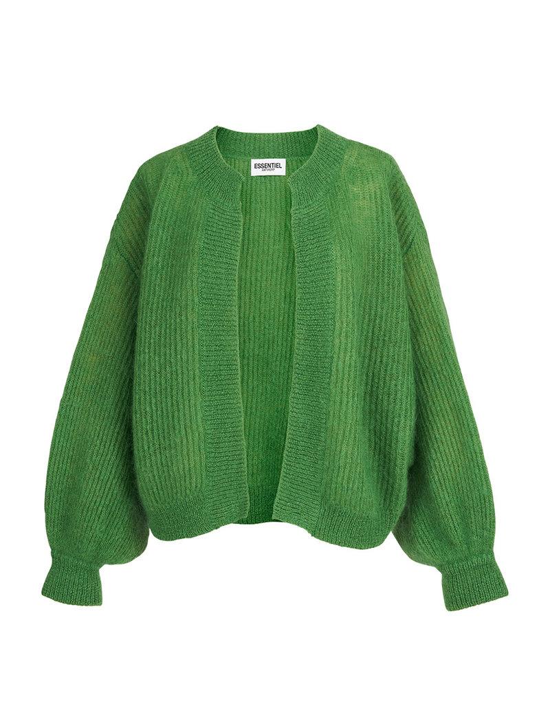 Essentiel Cardigan Ampact A.green