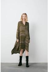 Rabens Saloner Dress Riley Charcoal