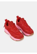 Essentiel Sneaker Aventura rood/roze