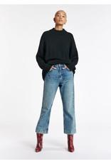 Essentiel Jeans Arias cropped kf Arm/nav