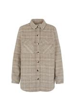 Object Owen L/S Jacket Sepia