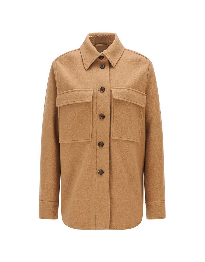 Hugo Boss Jacket Junina L.p.brown